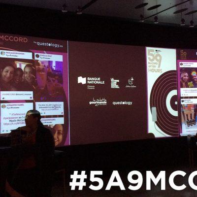 Event Screen #5A9MCCORD McCord