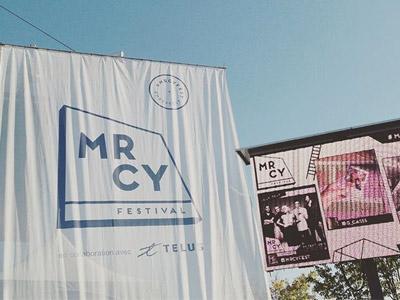 Mrcy Festival Social Wall - Questology