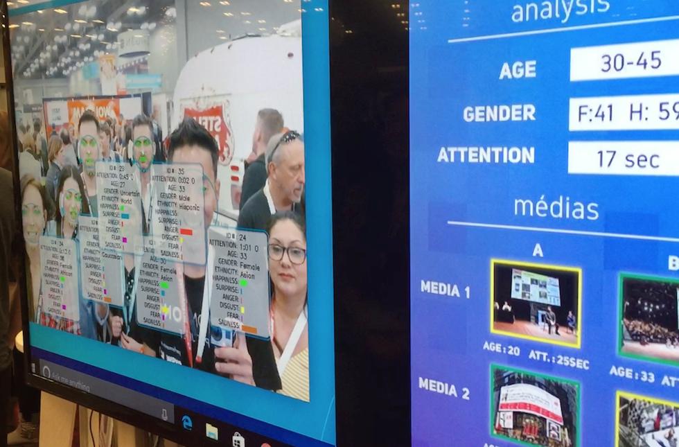 Quest Media - Image - Reconnaissance faciale - SXSW17